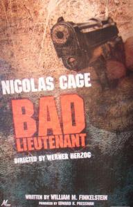 Bad Lieutenant: Port of Call New Orleans - Werner Herzog (2009)